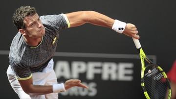 2017-09-12 Challenger ATP w Szczecinie: Alessandro Giannessi nie obroni tytułu