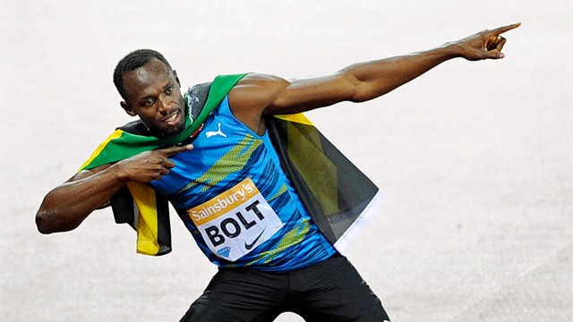 Usain Bolt: moje rekordy przetrwają 15-20 lat