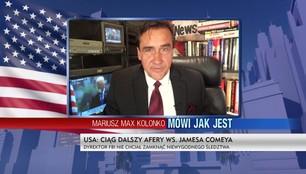Mariusz Max Kolonko - Nowe rewelacje w sprawie szefa FBI