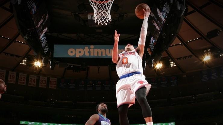 NBA: piętnaste z rzędu porażki Knicks i Timberwolves