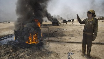 """28-07-2016 19:32 Przegrupowanie dżhadystów. By skutecznie walczyć """"przeciw krzyżowcom"""""""