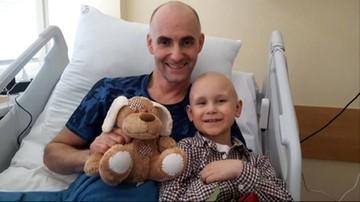 Tomasz Gollob spotkał się z ciężko chorym siedmiolatkiem. To było marzenie chłopca