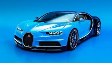 29-02-2016 17:48 Bugatti zaprezentuje najszybszy samochód na świecie. Cena: 2,4 mln euro