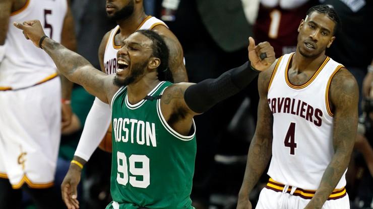 NBA: Pierwsza porażka Cavaliers w play off