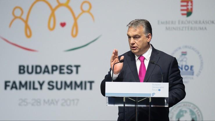 """Orban zapowiedział zwiększenie ulg rodzinnych. """"Potrzebny przełom demograficzny"""""""