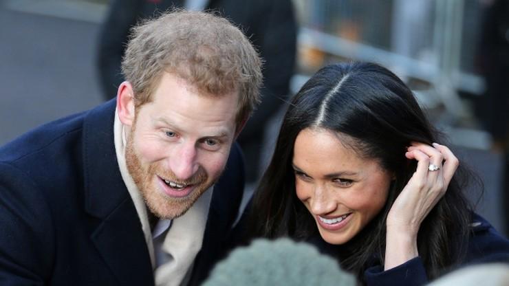 Poznaliśmy dokładną datę ślubu księcia Harry'ego i Meghan Markle