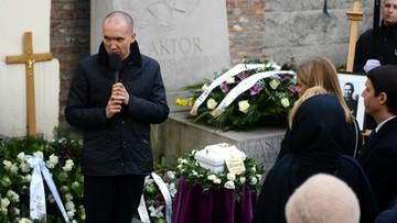 24-03-2017 15:47 Jan Młynarski: ojciec bardzo cierpiał, śmierć była dla niego wyzwoleniem