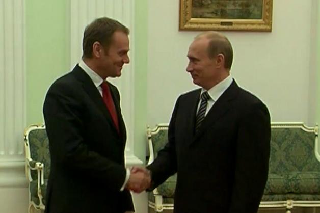 Skandaliczna propozycja. Putin oferował Tuskowi rozbiór Ukrainy