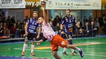 2017-11-18 Puchar EHF: Wygrana Azotów Puławy z Duńczykami