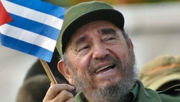26-11-2016 06:29 Nie żyje Fidel Castro