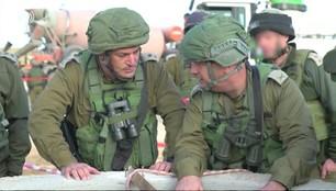 Izraelska armia zniszczyła tunel między Izraelem a Strefą Gazy