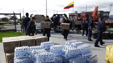 18-04-2016 14:18 Caritas przekazała pomoc ofiarom trzęsienia ziemi w Ekwadorze