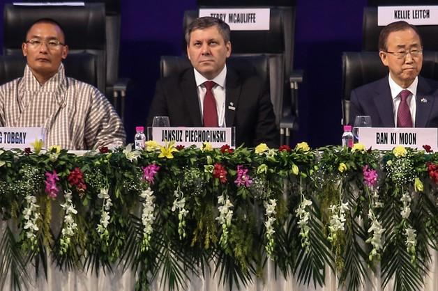 Indie szansą dla polskiego górnictwa wg Piechocińskiego