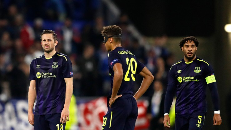 Everton ukarany finansowo za agresję kibica