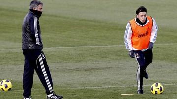 2017-03-02 Ozil wspomina współpracę z Mourinho. On mnie wyzywał