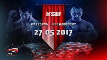 2016-12-17 Gala KSW na PGE Stadionie Narodowym potwierdzona! Znamy datę wydarzenia