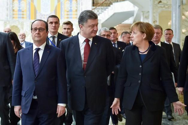 Przywódcy spotkają się w sprawie porozumienia z Mińska
