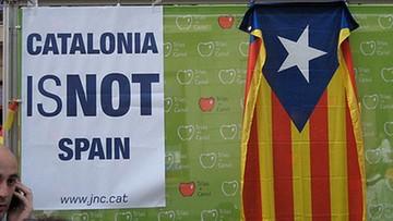Hiszpański TK zawiesił ustawę o referendum w Katalonii