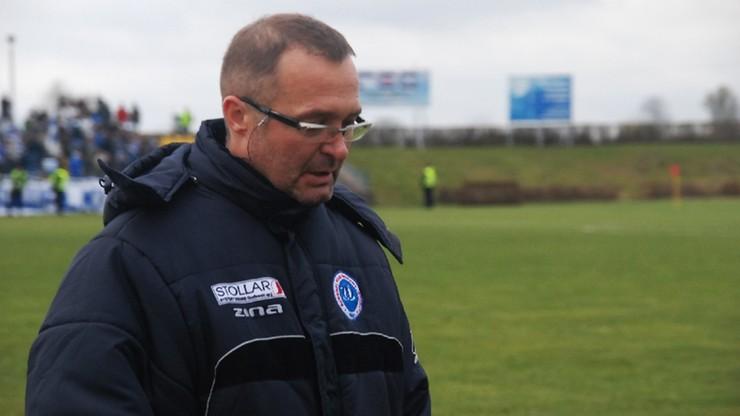 1 liga: Wigry Suwałki rozstały się z trenerem