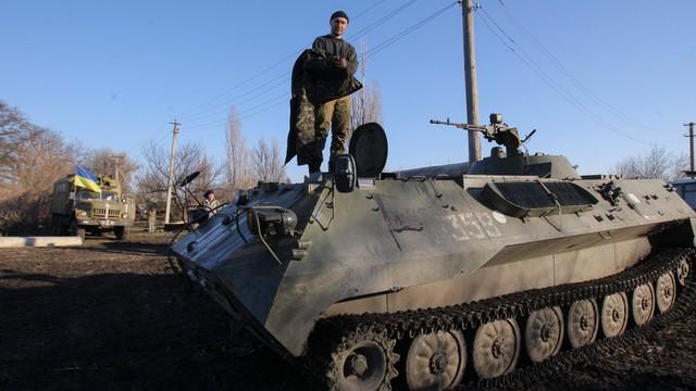 Berlin i Paryż zaniepokojone sytuacją w Donbasie