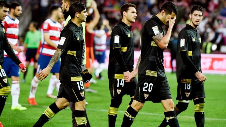 """""""Nietoperze"""" zatrzymały Real; niespodziewana porażka Sevilli w derbach Andaluzji"""