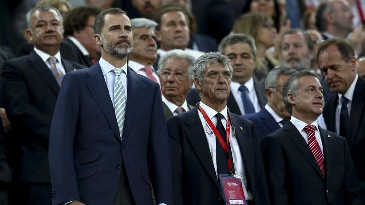 Nikt nie może gwizdać na króla, nawet Katalończycy i Baskowie