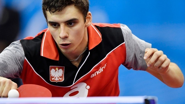 WT w tenisie stołowym: Dyjas odpadł w 1/16 finału w Magdeburgu