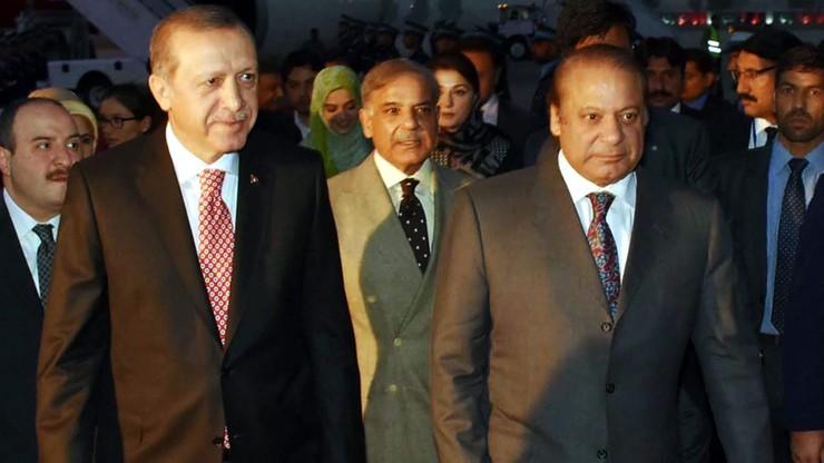 Erdogan oskarżył Zachód o wpieranie Państwa Islamskiego