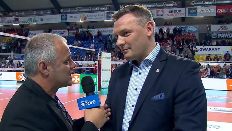 2016-04-22 Papke: Resovia złamała się po Lidze Mistrzów