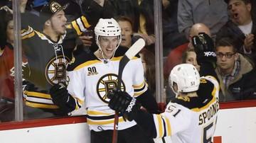 2016-12-13 NHL: Bruins przerwali serię porażek
