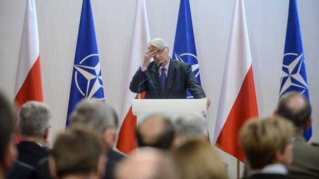 Szef MSZ: UE może uzależniać kontakty z Rosją od ustępstw ws. Sawczenko