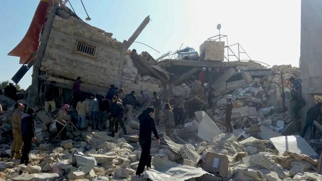 Syria: armia informuje o zdobyciu strategicznej dzielnicy Aleppo