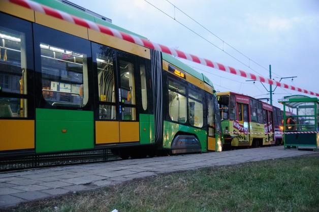 Jest zarzut dla sprawcy wypadku tramwajowego w Poznaniu