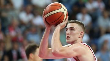2017-10-07 Hiszpańska liga koszykarzy: 15 punktów Tomasza Gielo