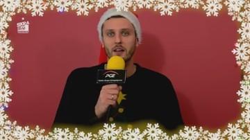 2016-12-25 Winiarski śpiewa, a Jędrzejczyk lepi pierogi! Jak polskie gwiazdy spędzają Święta?