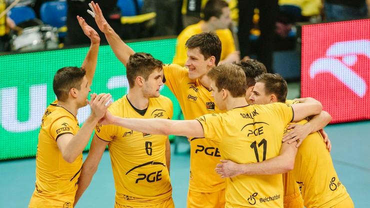 PGE Skra Bełchatów - ACH Volley Ljubljana. Transmisja w Polsacie Sport
