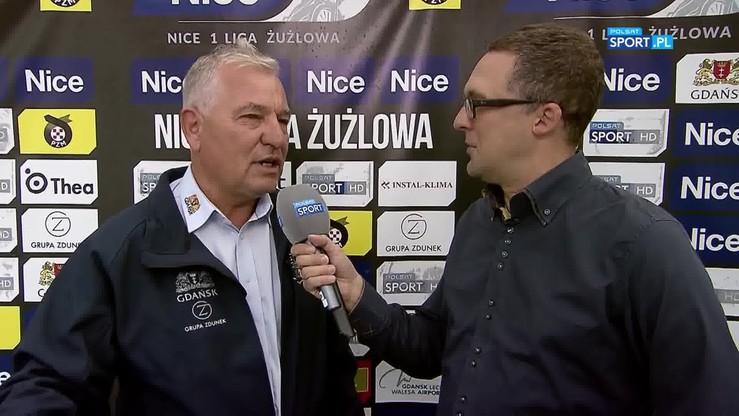 Zdunek: Postawiliśmy na zawodników obiecujących