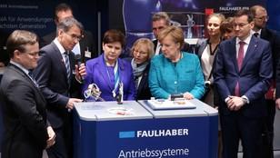 Szydło i Merkel liczą na zacieśnienie współpracy gospodarczej