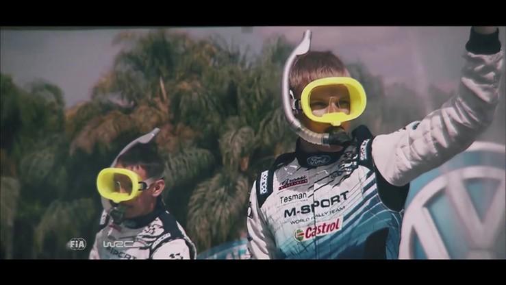Sezon WRC w pigułce - KLIP