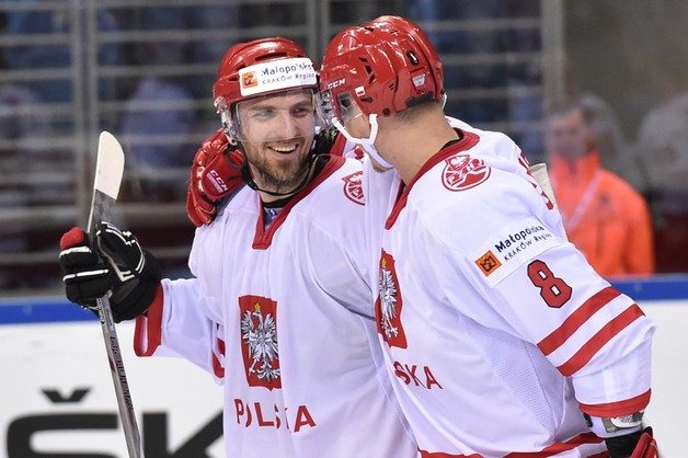 Hokejowe MŚ: Polska - Ukraina 3:2