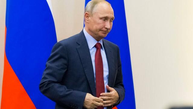 Rosja - Nawalny nie może kandydować na prezydenta