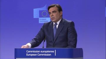 """21-02-2017 13:56 """"Komisja jest politycznym daltonistą"""". KE odpiera zarzuty o brak obiektywizmu"""