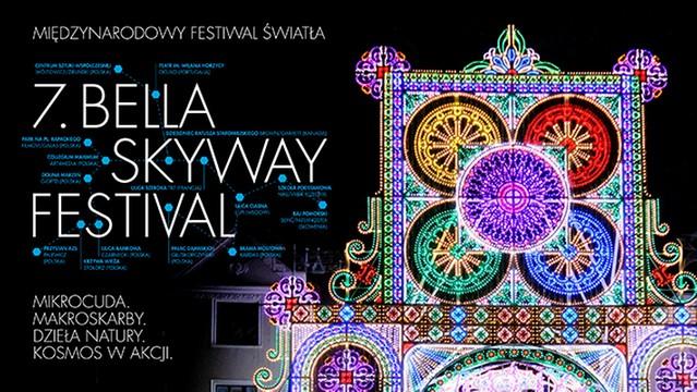 Superstacja Patronem Medialnym festiwalu światła Bella Skyway Festival w Toruniu!