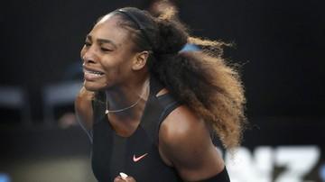 2017-01-28 Serena Williams z 23. tytułem wielkoszlemowym!