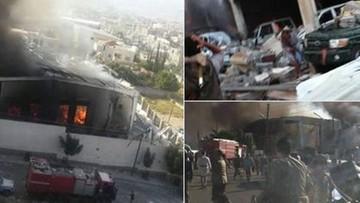 08-10-2016 21:13 Naloty podczas pogrzebu. Ponad 100 ofiar w Jemenie