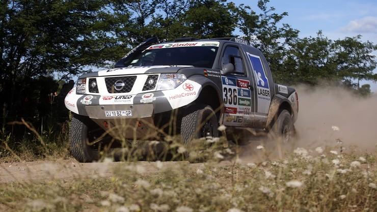 Rajd Dakar: pierwszy etap odwołany z powodu złych warunków atmosferycznych