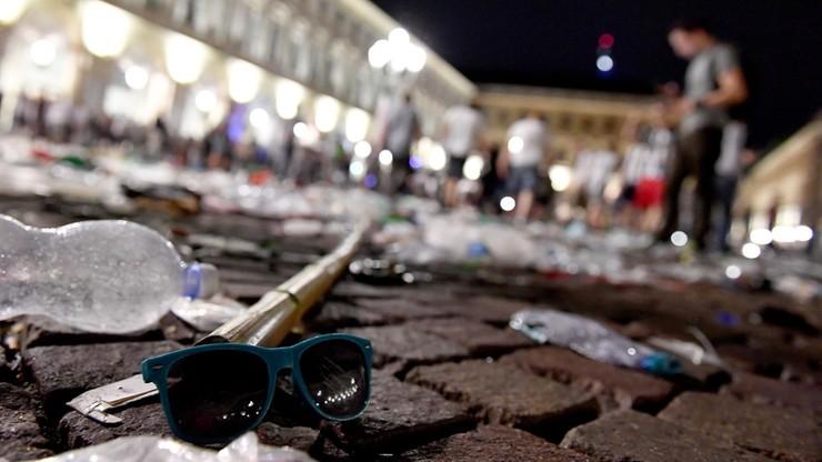 Mężczyzna wskazywany jako sprawca paniki podczas meczu w Turynie chciał uspokoić tłum