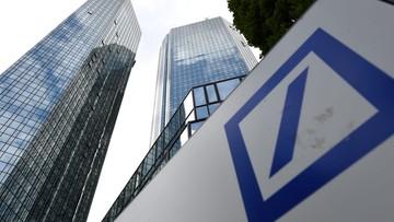 21-01-2016 14:45 Deutsche Bank z gigantyczną stratą. Prezes zapowiada wyrzeczenia