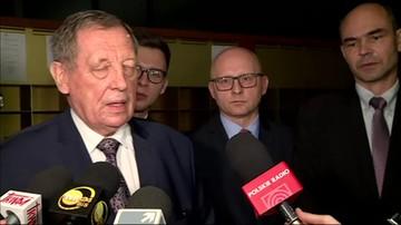 Czekał aż go przedstawią. Minister Szyszko w Luksemburgu