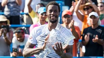 2016-07-25 ATP Waszyngton: Monfils wygrał turniej
